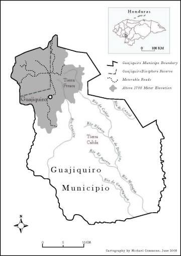 Guajiquiro Municipal