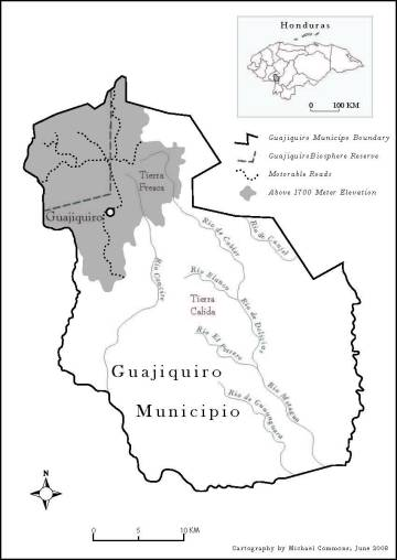 Guajiquiro Municipal
