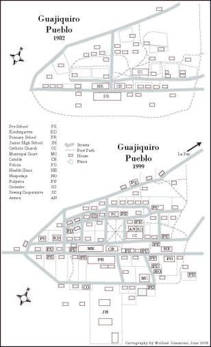 Guajiquiro Pueblo