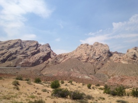 Crossing an extension of Capital Reef