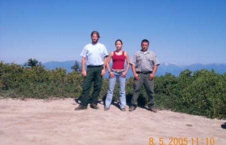 NPS Weeds Crew 2004